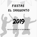 Fiestas el Sargento 2019